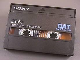 Cassette DAT (1987) 3