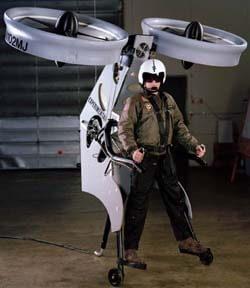 SoloTrek : premier hélicoptère personnel 4