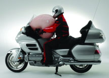 Airbag pour motos (2005) 6