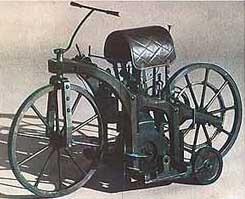 Première automobile moderne (1889) 4