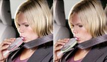 Ceinture de sécurité alcootest Volvo (2005) 4