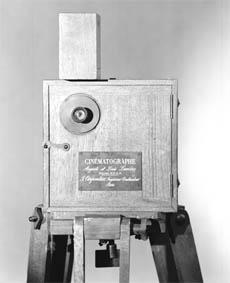Les premiers appareils pour faire du cinéma (1896) 6