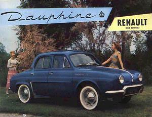 Dauphine (1956) 1