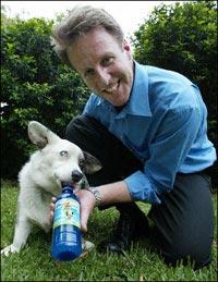 Eau aromatisée pour chien (2003) 6