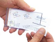 Etui CardDeal: distributeur de cartes de visite 5