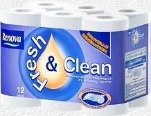 Fresh&Clean: papier toilette aux micro-gouttelettes 6