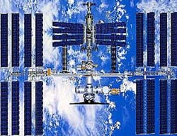 ISS la station internationale (1998) 7