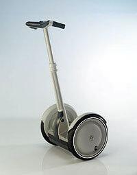 Segway : véhicule urbain du futur 2