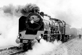Locomotive à vapeur (1802-1803) 1