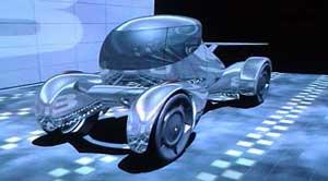 Moonster :  concept car Peugeot des années 2020 1