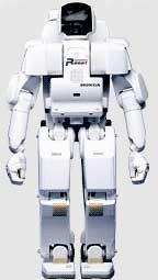 Robot P3 de Honda (2001) 4