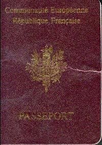 Passeport à puce 3