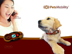 Téléphone mobile pour chiens PetsCell (2005) 1