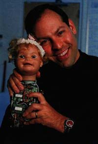 Real Baby : la poupée robot 1