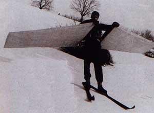 Vol à ski 6