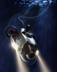 Spyfish: sous-marin de poche (2002) 1