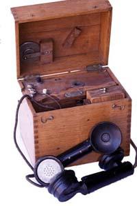 Le téléphone sans fil (1885) 2