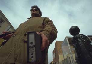 Télétact : canne laser au service des non-voyants 4