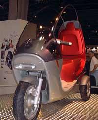 Ublo : tricycle urbain 5