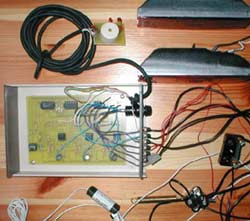 VDL : vérificateur de lampes de feu de stop (1997) 1