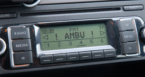 Flister : Alerte pompiers sur autoradio (2008) 6
