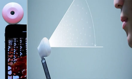 Capsule Scentee : diffusion d'odeur via smartphone (2013) 3
