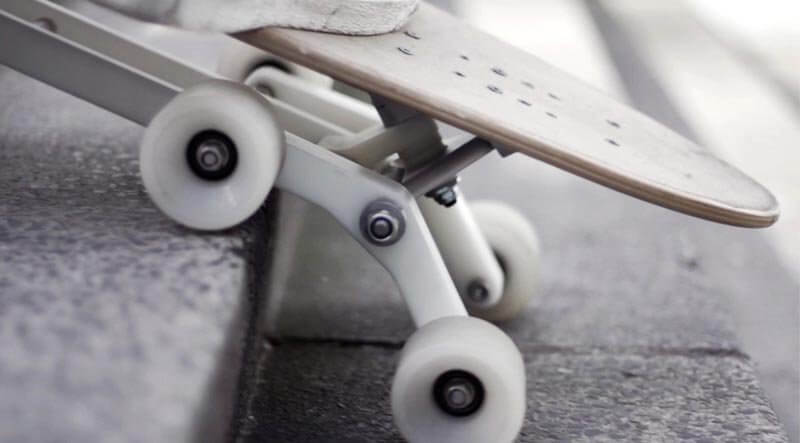 LongBoard Stair-Rover (2013) 1
