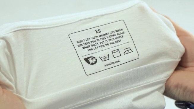 T-shirt auto-nettoyant (2013) 2