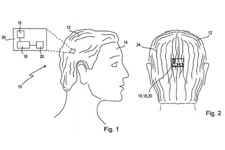 SmartWig : perruque intelligente (2013) 2