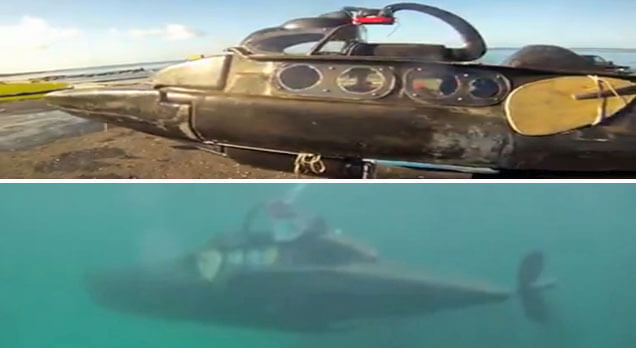 Kayak sous-marin (2013) 1