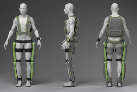 ReWalk exosquelette (2013) 2
