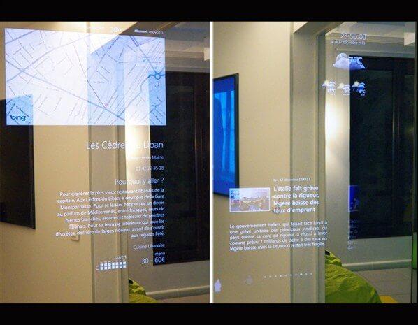 Sensorit : fenêtre intelligente (2013) 43