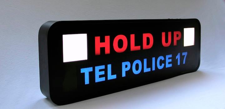 Altoldup : alarme anti hold-up 3