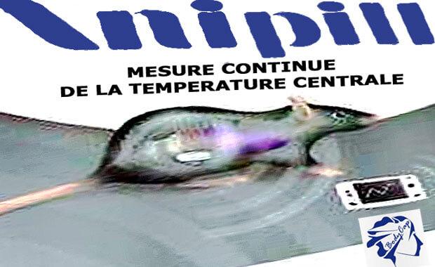 Anipill : gélule qui prend la température (2014) 6