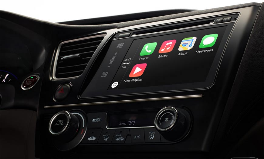 Carplay Apple : connecter l'iPhone à la voiture 6