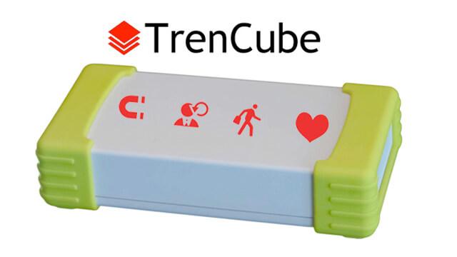TrenCube Analytics : sensor customer behavior analysis 2