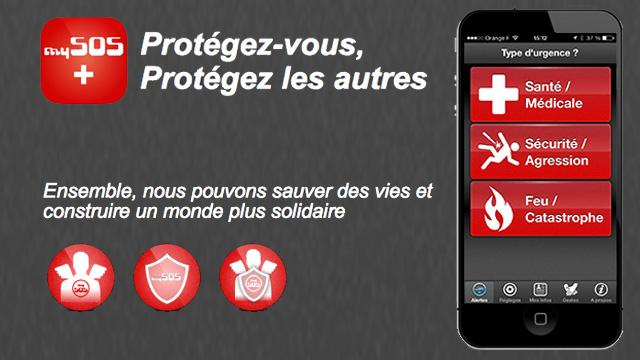 mySOS : réseau social dédié aux situations d'urgence 7