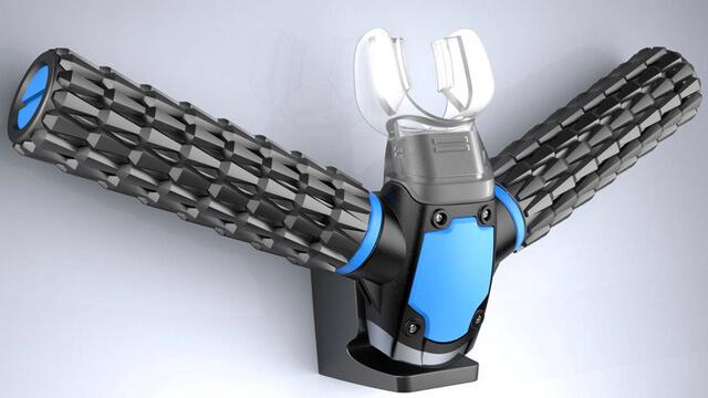 Masque de plongée Triton 1