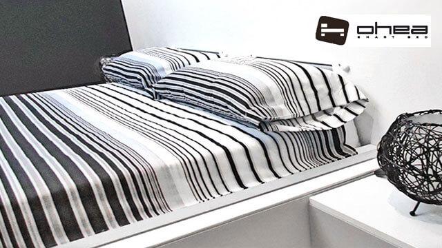 Lit intelligent Ohea : le lit qui se fait tout seul 1