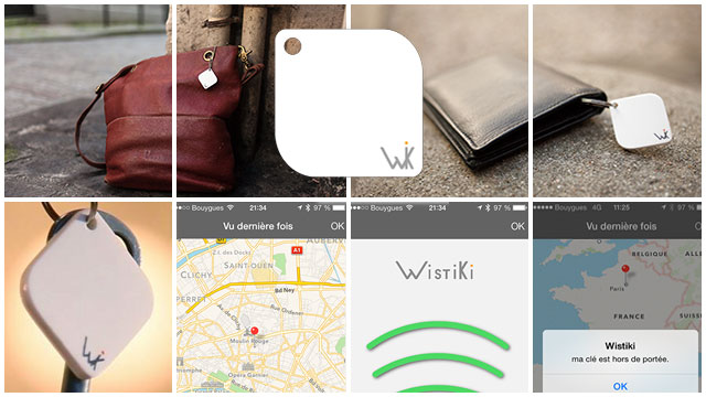 Wistiki : app to localize your lost items 2