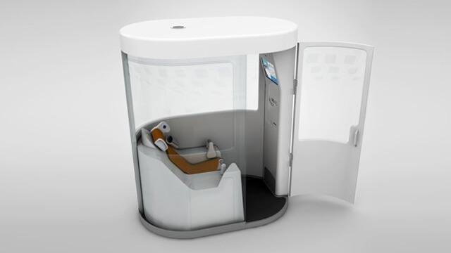 Consult-Station H4D : la cabine de télésanté 2