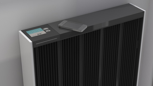 Q.rad : le radiateur numérique 3