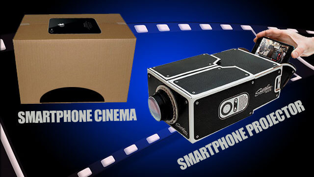 smartphone-cinema-projector