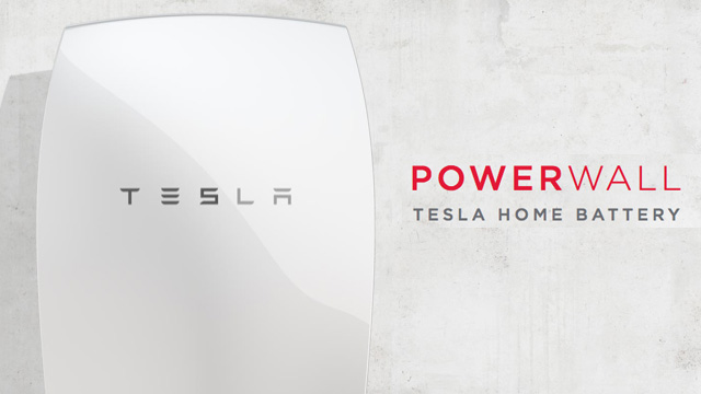 Tesla Powerwall :  batterie rechargeable pour maison 4