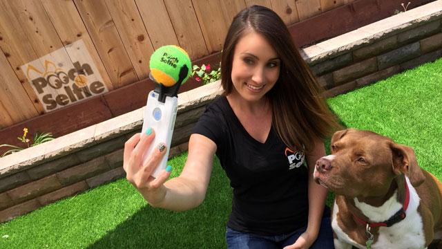 Pooch selfie : réaliser des autoportraits avec son chien 2