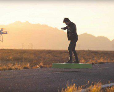 ArcaBoard : l'hoverboard propulsé par des ventilateurs électriques 1