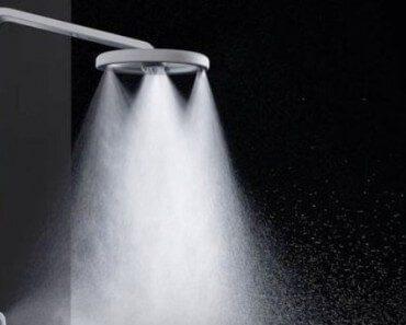 Nebia Shower : pommeau de douche pour économiser l'eau 3