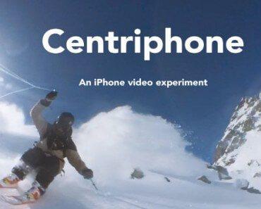 Centriphone : se filmer à 360° avec un smartphone 4