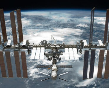 ISS : station spatiale internationale 1