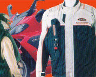 """Blouson Airbag """"Hit-Air"""" pour motard 2"""